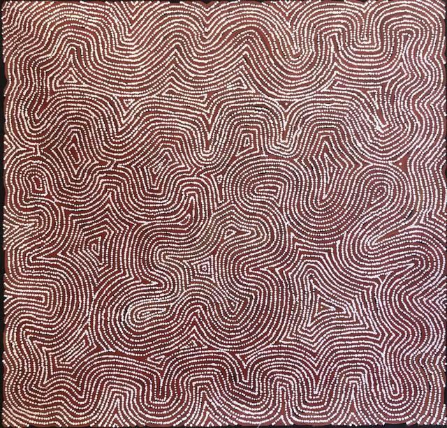 Warlimpirrnga Tjapaltjarri, 'Untitled ', 2019, Gannon House Gallery