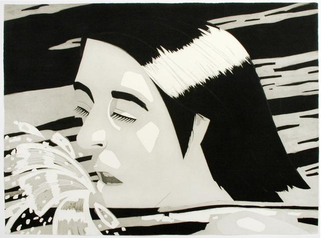 Alex Katz, 'The Swimmer', 1974, Brooke Alexander, Inc.