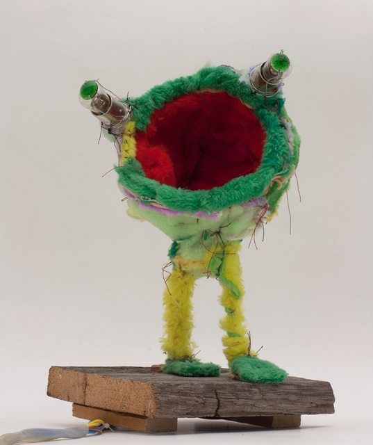 , 'Gueule de bijoux,' 2004, Galerie Perrotin