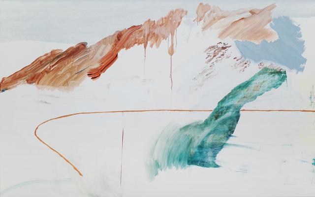 , 'Study of Landscape 62,' 2017, Aki Gallery