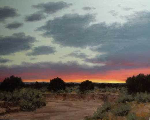 , 'Luminous Light,' , Sorrel Sky Gallery