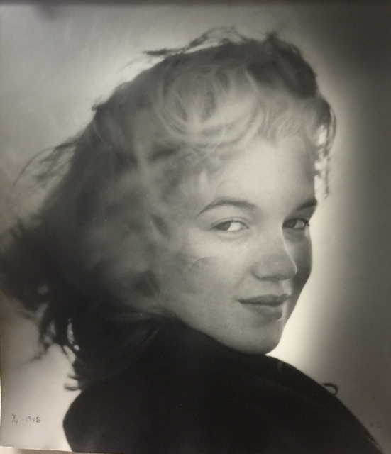 , 'Marilyn Monroe, Tobay Beach, Long Island, NY,' 1946, Steven Kasher Gallery