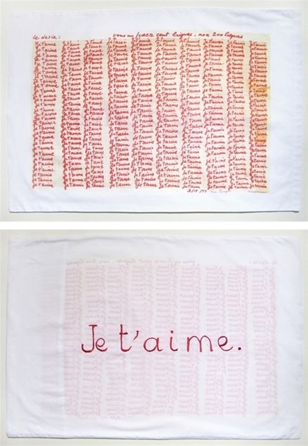 , 'Je T'Aime,' 1994, Alpha 137 Gallery