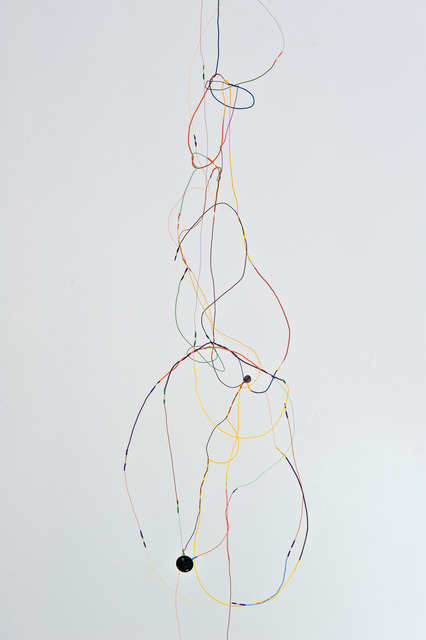 , 'Sound Drawing (Vertical Fall) ,' 2013, Lisa Sette Gallery