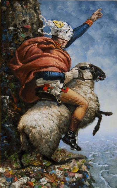 , 'Cavalier,' 2013, Catharine Clark Gallery