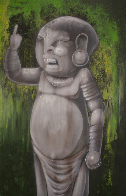 CRANIO Fabio de Oliveira Parnaiba, 'Carranka', 2018, Vertical Gallery