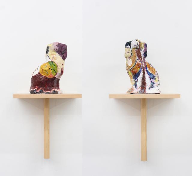 , 'Oswald & Ludwig 2 ,' 2019, V1 Gallery