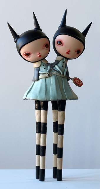 , 'Conjoined Girls: Rosie and June,' 2014, AFA Gallery