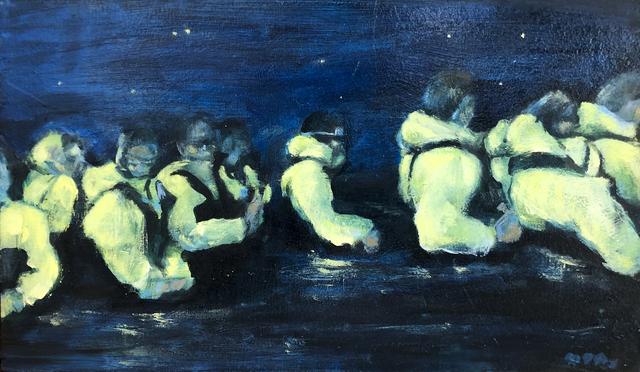 Oda Tungodden, 'Knights of the night ', 2019, 99 Loop Gallery