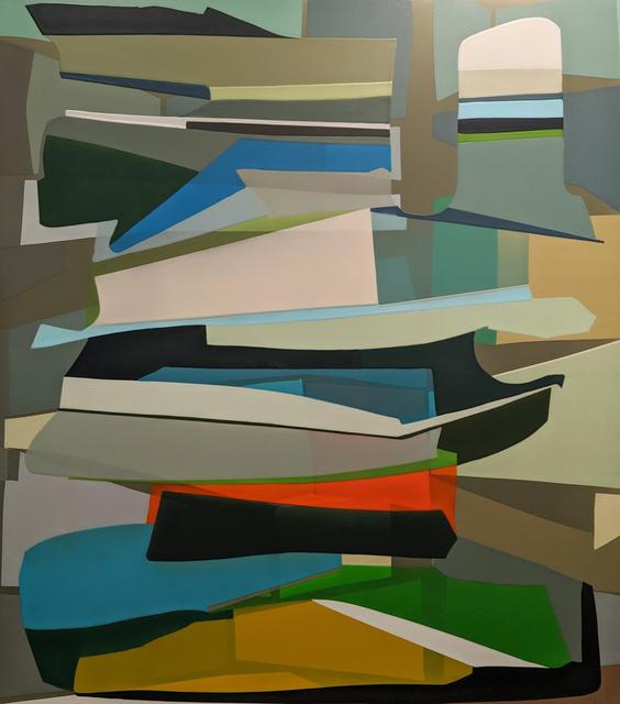Susan Dory, 'Psychic Twin 2', 2019, Winston Wächter Fine Art