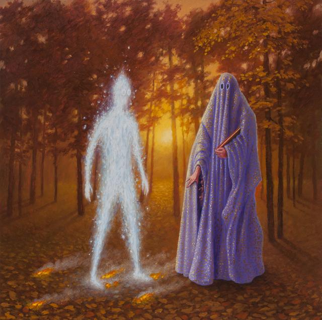 , 'Spectral Disguise,' , Corey Helford Gallery