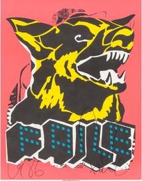 Dog (Blacklight)