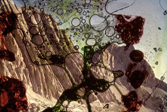 , 'Montem VII,' 2015, Francis Boeske Projects