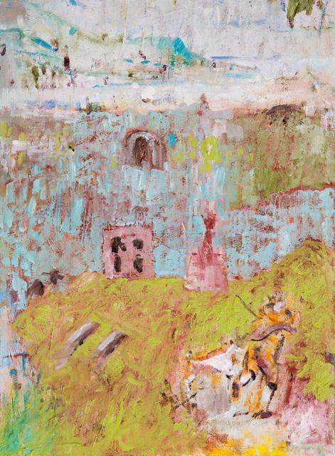 , 'Roman holiday,' 2015, Niagara Galleries