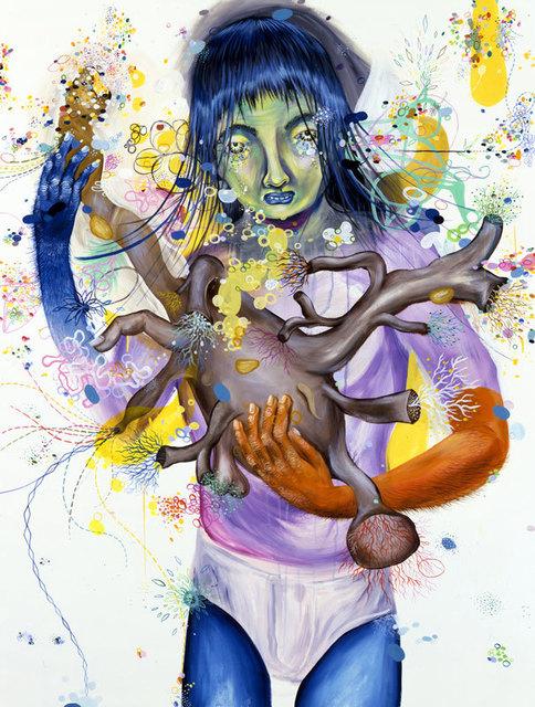 , 'Patient (N),' 2007, Mark Moore Fine Art