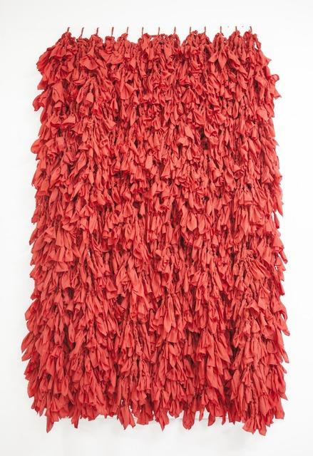 , 'Cloth,' 2013, Gallery Isabelle van den Eynde