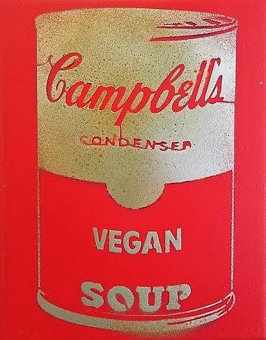 , 'Vegan Soup ,' 2018, Bruce Lurie Gallery