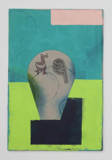 , 'Dada Head V,' 2016, KaBe Contemporary