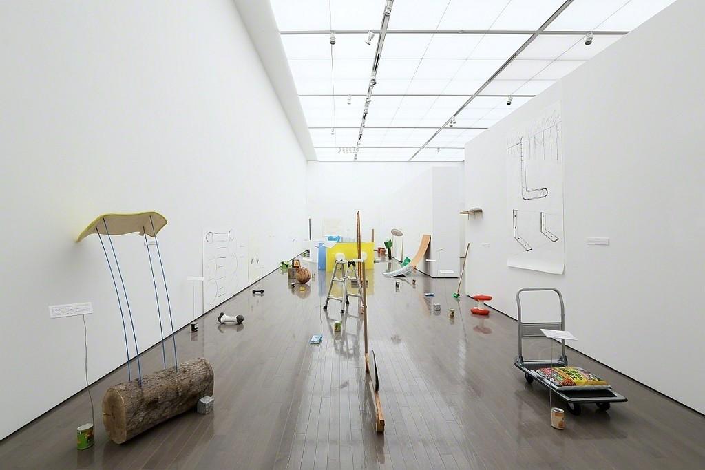 """Kohei Kobayashi, """"L-shapes and Earthworms"""" (2014)"""