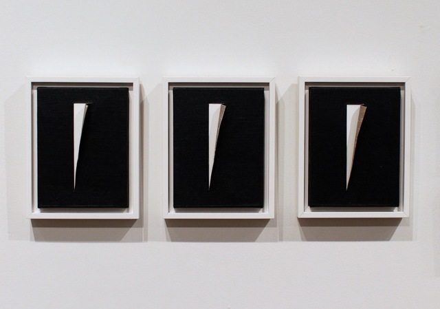 , 'Flight (Triptych),' , The George Gallery