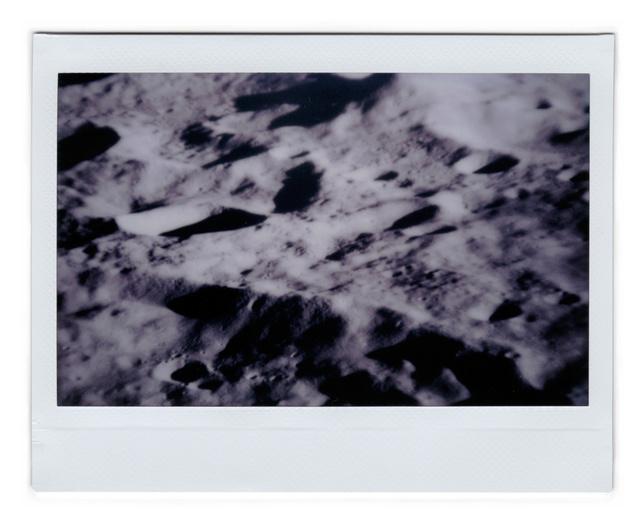 , 'Lunar orbit, Trans-Earth coast #2_Moon,' 2013, Pasto