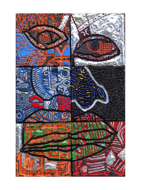 Gerald Chukwuma, 'NWAOKORIE :THE CALM CHILD', 2018, Kristin Hjellegjerde Gallery