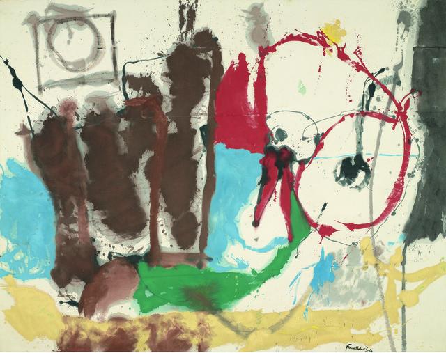 , 'Mother Goose Melody,' 1959, Helen Frankenthaler Foundation