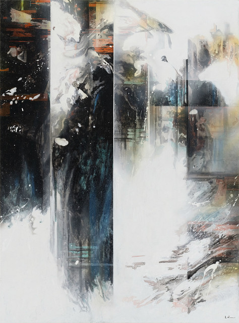 Leo WANG, 'Wisp Stranded Series S1 ', 2018, Painting, Oil on canvas, Liang Gallery