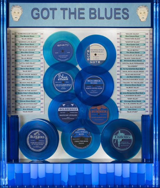 Jerry Meyer, 'Got The Blues', 2012, Denise Bibro Fine Art