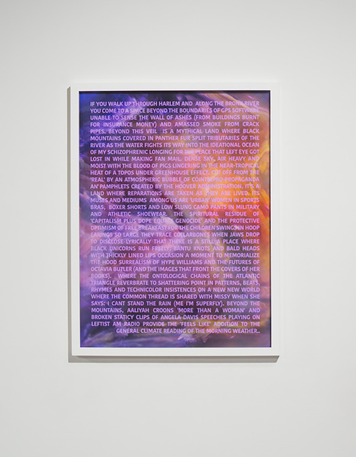 , 'Untitled (Casual Power),' 2015, Los Angeles Contemporary Exhibitions
