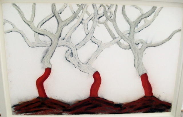 , 'Cork Oaks,' 2010, Annely Juda Fine Art