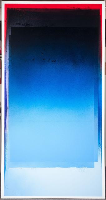 Thomas W. Benton, 'Acrylic on Canvas #2', 1987, Gonzo Gallery