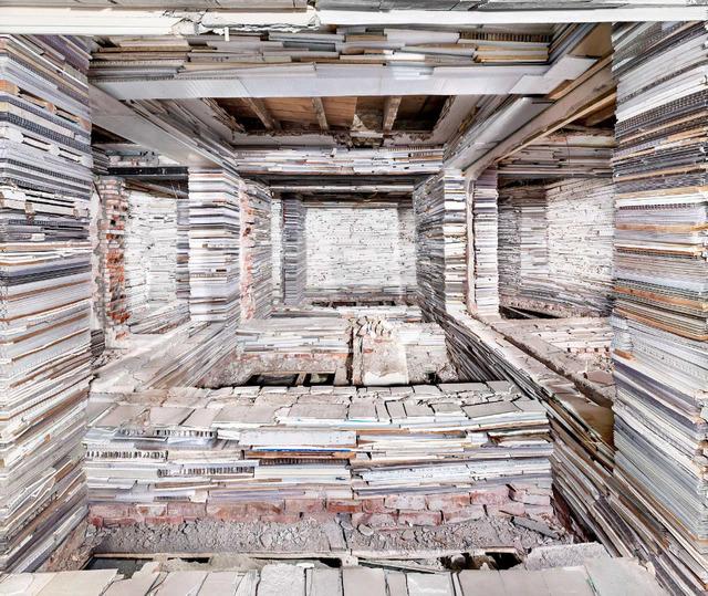 Marjan Teeuwen, 'Destroyed House Bloemhof 6', 2013, Bruce Silverstein Gallery