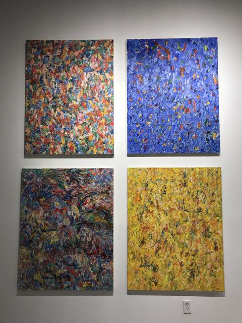 , 'Gnossienne Series,' 2016-2019, Mizuma, Kips & Wada Art