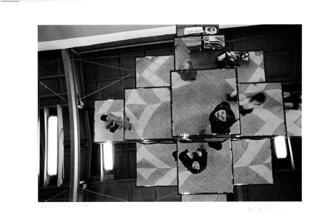 , 'Self Portrait (Ceiling Mirrors),' 2016, ACA Galleries
