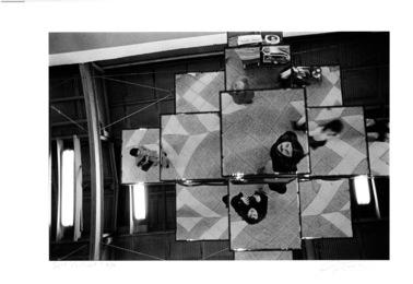 Self Portrait (Ceiling Mirrors)