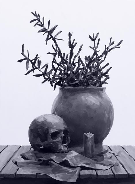 , 'Nature morte I,' 2017, Galerie Bayart