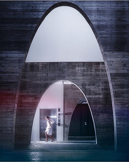 David Drebin, 'Going Up', 2019, Photography, Digital C Print, Contessa Gallery