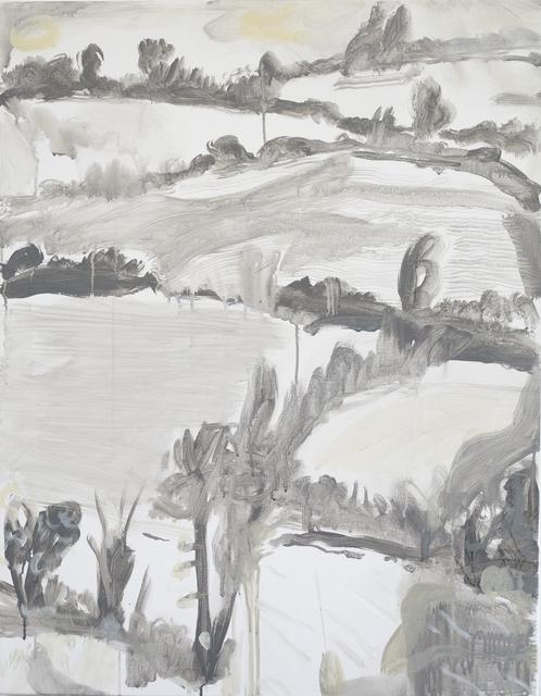, 'Paysage,' 2016, Nathalia Tsala Gallery