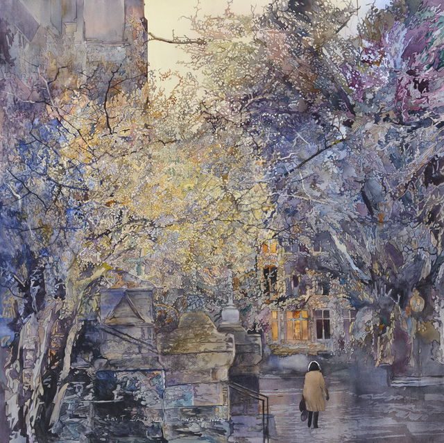 , 'Georgetown,' , Stremmel Gallery