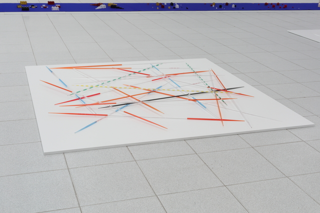 , 'Mikado LDB Modulor,' 2013-2014, Museum Dhondt-Dhaenens