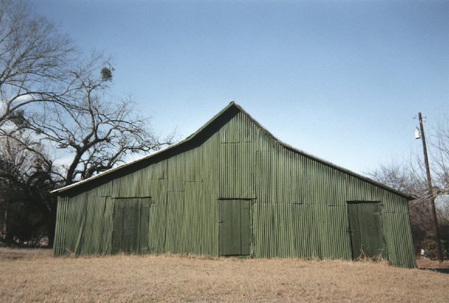 , 'Green Warehouse, Newbern, Alabama,' 2001, Pace/MacGill Gallery