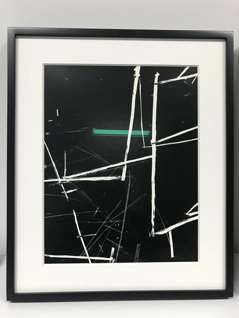 , 'Untitled ( Unique Photogram),' 2016, SILAS VON MORISSE gallery