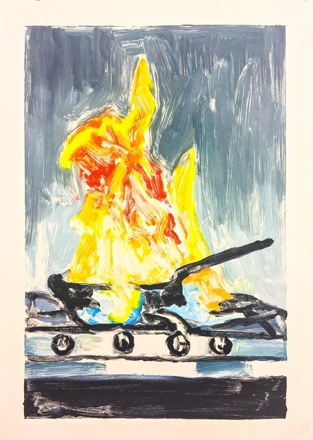 , 'Stovetop Fire,' 2017, Cross Contemporary Art