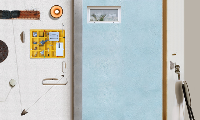 , 'Room #8, Wall no. 4,' 2011, Meislin Projects