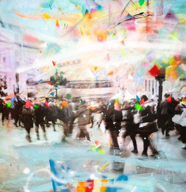 Alberto Sanchez, 'Intergalactica', 2018, Retrospect Galleries