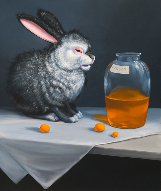 Laurie Hogin, 'Domestic Vanitas with Intoxicating Liquor', 2019, Koplin Del Rio