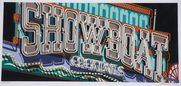 , 'Showboat,' 1996, Forum Gallery