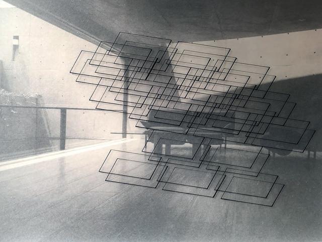 , 'Diálogo inmaterial en un espacio de Tadao Ando XV,' 2016, Diana Lowenstein Gallery