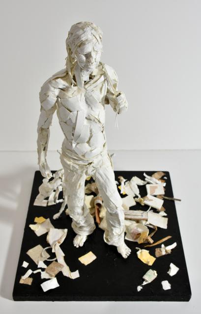 , 'Dumpster Diver,' 2015, Galerie D'Este